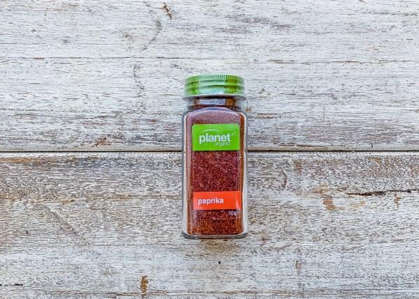 Organic Paprika
