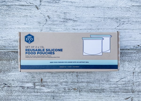Reusbable Food Pouches
