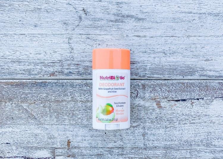 Natural Mango & Melon Deodorant