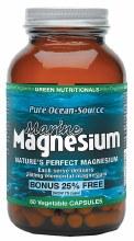Marine Magnesium Capsules
