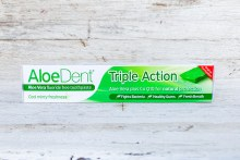 Natural Triple Action Toothpaste