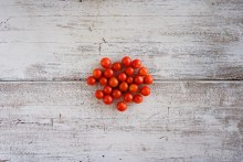 Organic Cherry Grape Tomato