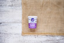 Organic Blueberry Yoghurt