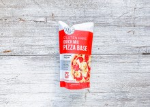 Organic Quick Pizza Base Mix