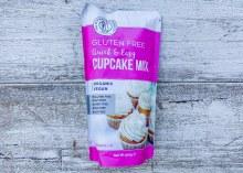 Organic Cupcake Mix