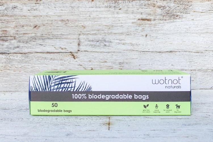 Biodegradable Bin Bags