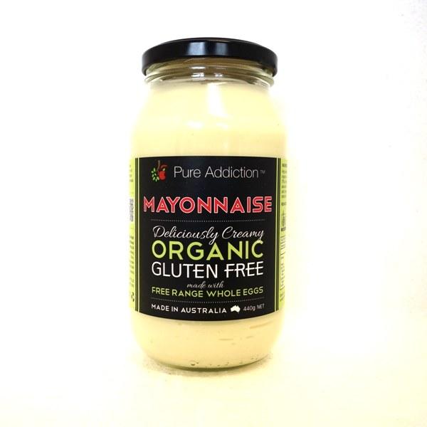 Mayonnaise Whole Egg 440g