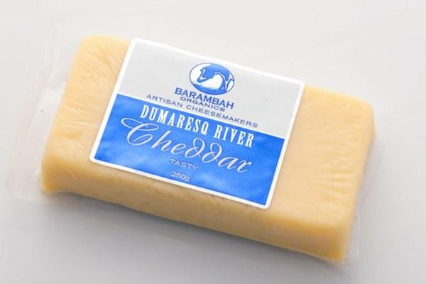 Tasty Cheddar Block 250g