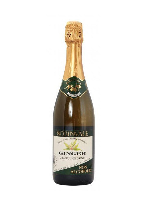 Sparkling Grape Ginger 750Ml