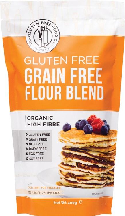 Grain Free Flour Blend Mix