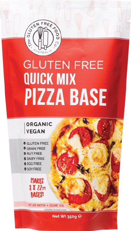 Quick Pizza Base Mix