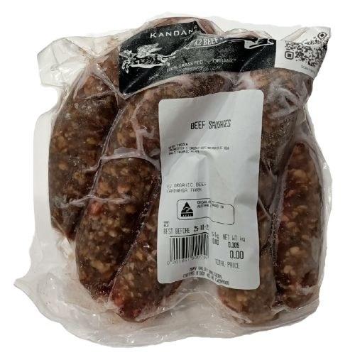 Premium Beef 500gSausage