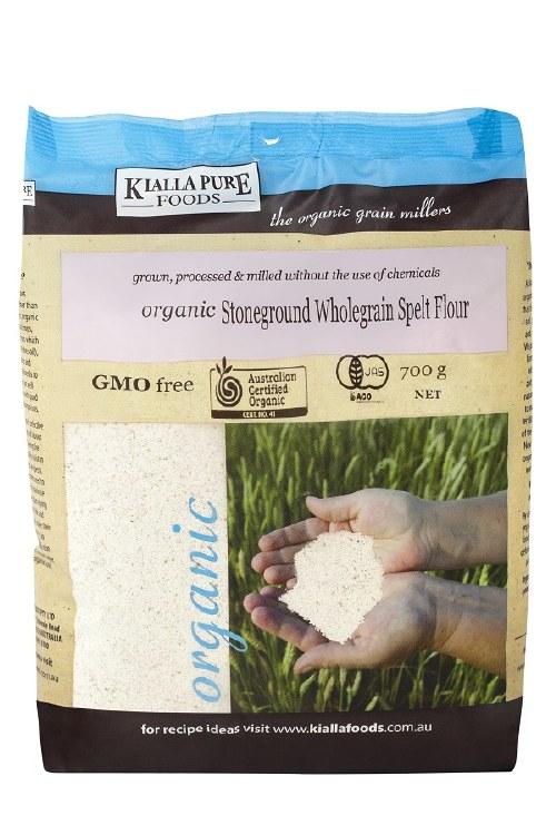 Organic Wholegrain Spelt