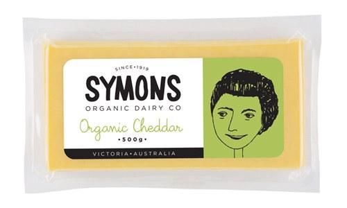 Cheddar Organic 500g