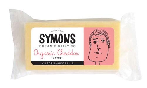 Cheddar Organic 200g