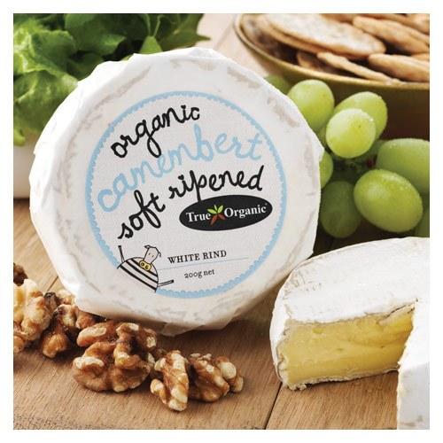 Camembert 200g True Organic