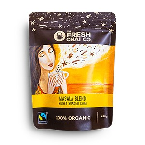 Fresh Chai Co Masala Chai 250g
