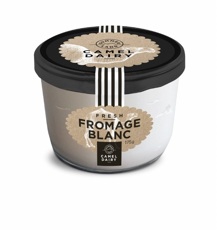 Summer Land Camel Fromage Blanc 175g Jar
