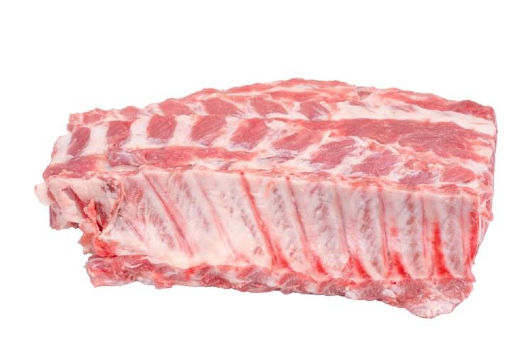 Pork Spare Ribs 1kg