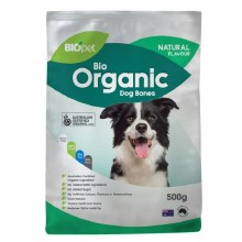 Biopet Dog Food Bones 500g