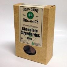 Chocolate Strawberry 100g