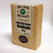 Chocolate Almonds 180g