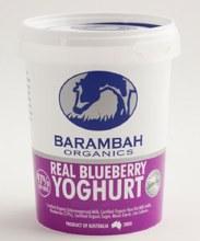 Yoghurt Blueberry 500g Lactose Free