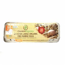 Country Range Eggs Ex Large 700g Dozen