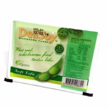 Delisoy Soft Tofu 250g Pkt