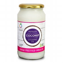 Coconut Oil 1Lt Tasteless