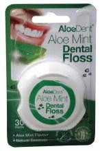 ALOE DENT - Dental Floss Aloe & Mint 30m