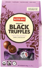ALTER ECO -Chocolate (Organic) Black Truffles 108g