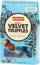 ALTER ECO -Chocolate (Organic) Velvet Truffles 108g