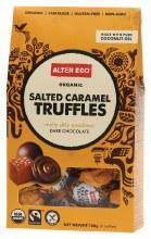 ALTER ECO -Chocolate (Organic) Salted Caramel Truffles 108g
