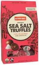 ALTER ECO -Chocolate (Organic) Sea Salt Truffles 108g