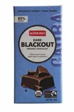 ALTER ECO -Chocolate (Organic) Dark Blackout 80g