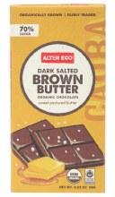 ALTER ECO -Chocolate (Organic) Dark Brown Butter 80g