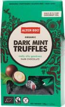 ALTER ECO -Chocolate (Organic) Mint Truffles 108g
