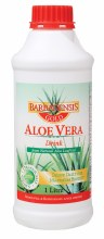 BARBADENSIS GOLD -Aloe Vera Juice Guaranteed 100% Inner Gel 1L