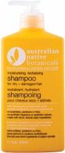 AUST. NATIVE BOTANICALS -Shampoo - Moisturising Dry & Damaged Hair 500ml