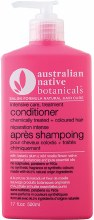 AUST. NATIVE BOTANICALS -Conditioner - Intensive Chemical Treated & Coloured Hair 500ml