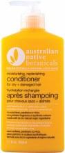 AUST. NATIVE BOTANICALS -Conditioner - Moisturising Dry & Damaged Hair 500ml