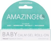 AMAZING OILS -Baby Calm GelRoll-On