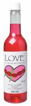 ALCHEMY -Cordial Love - Rosepetal & Lime 750ml