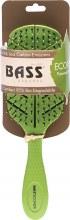 BASS BRUSHES -Eco-Flex Detangler Hair BrushMade from Natural Plant Starch