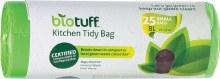 BIOTUFF -Kitchen Tidy BagSmall Bags - 8L