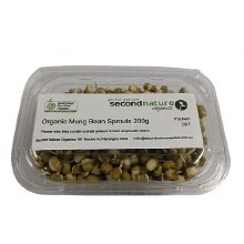 Sprouts Mung 200g Punnet
