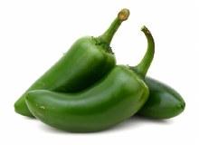 Chillies Green Jalapeno 100gm