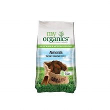 Almonds Tamari Roasted 200G My Organics