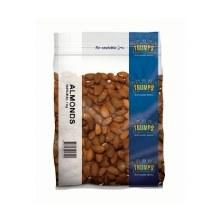 Almonds Natural 1Kg My Organics